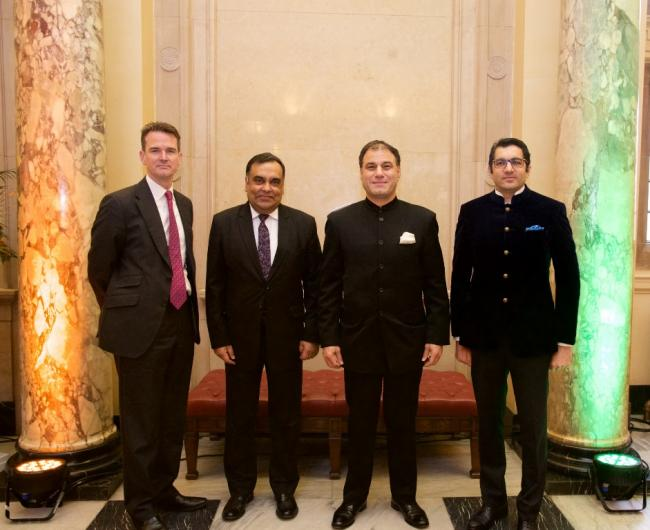 Birmingham leaders named as UK-India Top 100 influencers