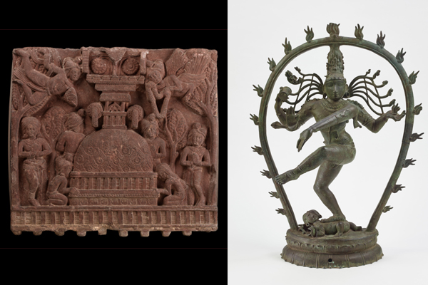 Indian art through the ages