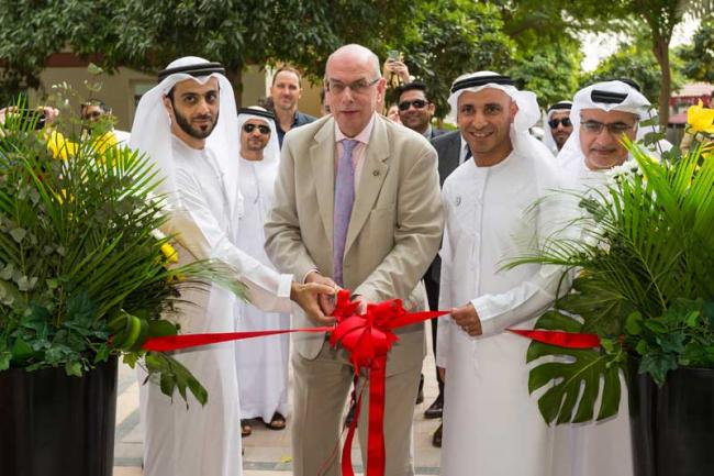 University of Birmingham officially opens new campus in Dubai