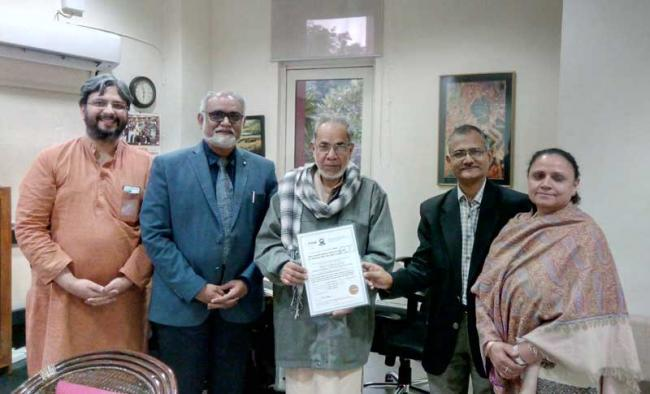 India's National Cultural Audiovisual Archives becomes the world's First Trusted Digital Repository