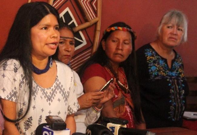Ecuador: Sarayaku leader Patricia Gualinga defends territory despite threats