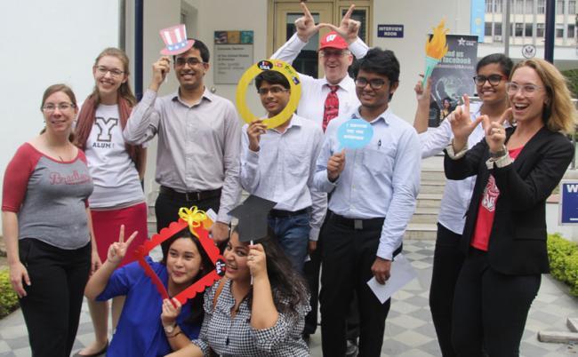 US Consulate Kolkata celebrates student Visa Day