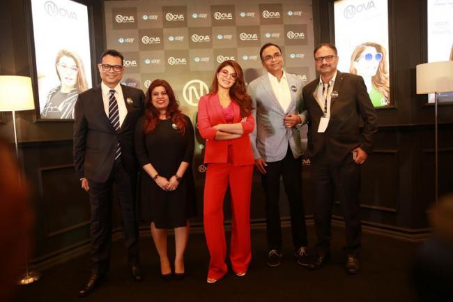 Jacqueline Fernandez goes global with Nova eyewear brand