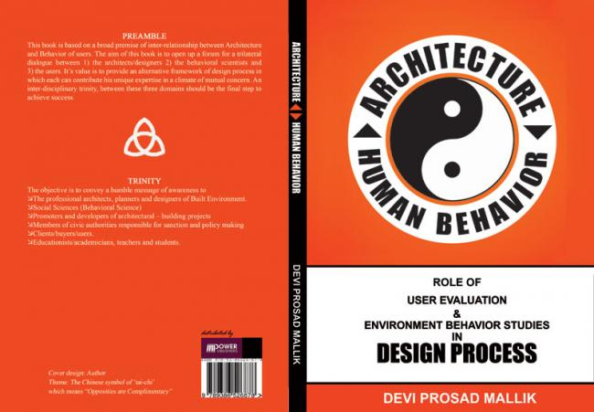 Book review: Into the realm of architecture and human behavior