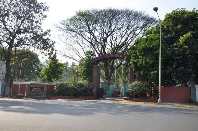 Assam students visit Fort William in Kolkata