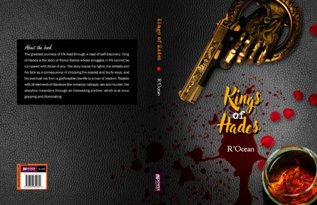 Book review: King of Hades by R'Ocean is a gripping thriller