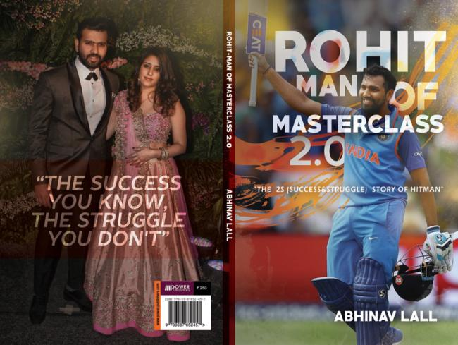 Book review: Read about ace cricketer Rohit Sharma's rise to fame through many struggles