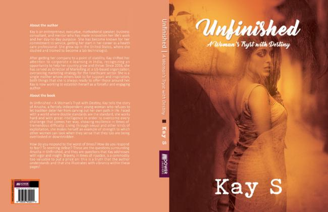 Book Review: Unfinished - A Woman's Tryst with Destiny
