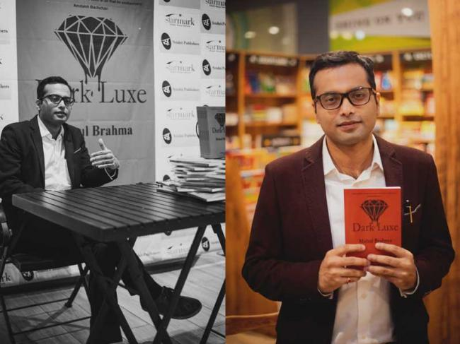 Mahul Brahma's book 'Dark Luxe' explores the uncharted dark side of luxury