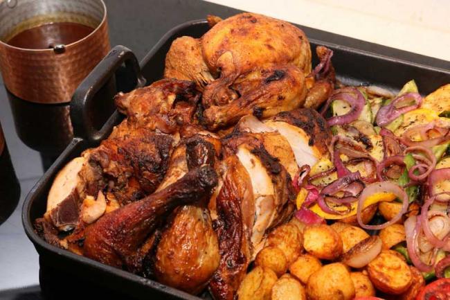 Enjoy your Thanksgiving dinner at The Westin Kolkata Rajarhat this Thursday