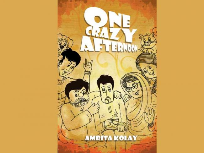 Author interview: Amrita Kolay talks about her debut book 'One Crazy Afternoon'