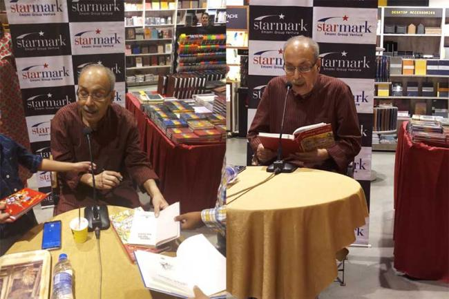 Starmark organizes story telling session by noted author Sirshendu Mukhopadhyay