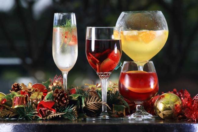 Enjoy a Red & White Christmas at The Fatty Bao with Sangria Season
