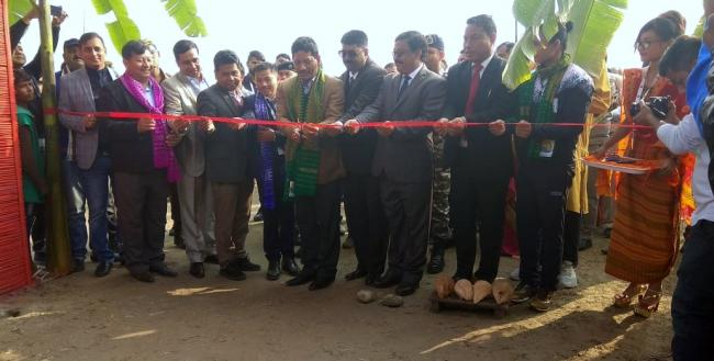 Dwijing River Festival begins in Assam