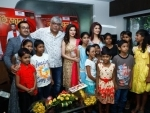 Kolkata: Tollywood actors, Hope Foundation's children unveil Ramadan Special Menu at The GT Route