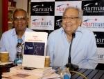 Veteran actor Soumitra Chatterjee lauds popular film critic Pradip Biswas's emergence as a poet