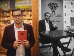 Starmark hosts the launch of author Mahul Brahma's second book 'Dark Luxe'