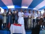 Tollywood celebrities attend launch of journalist Gautam Bhattacharya's book Wiki
