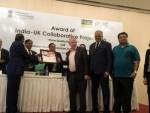 India-UK joint team led by IITKGP wins Newton-Bhaba Fund Grant for groundwater arsenic research in Ganga River basin