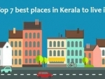 Top 7 best places in Kerala to live in