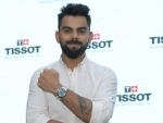 Swiss watch brand Tissot launches its new Boutique at Palladium Mall with Brand Ambassador ViratKohli
