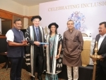 University of Worcester felicitates educationalist and Bollywood actress Swaroop Sampat-Rawal with honorary doctorate