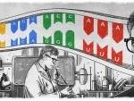 Google doodles on Har Gobind Khorana's 96th birthday