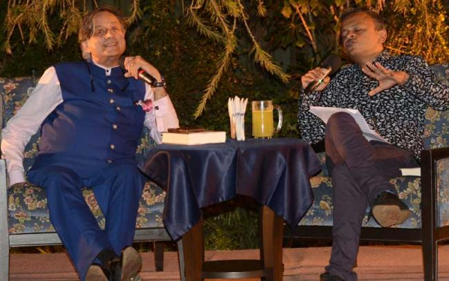 Kitabe Launches Shashi Tharoor S The Paradoxical Prime Minister In
