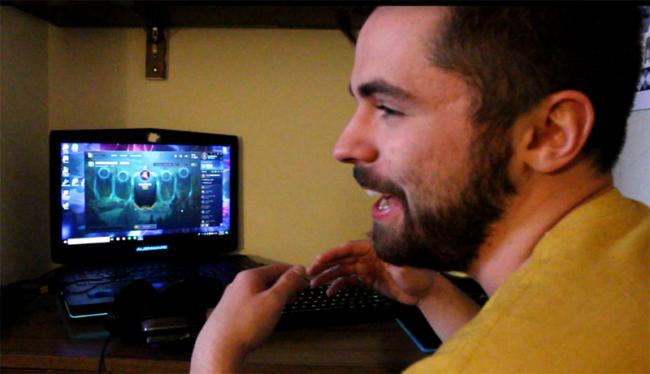 Jake Boeding takes a few minutes to explain League of Legends, the most popular eSports game worldwide.