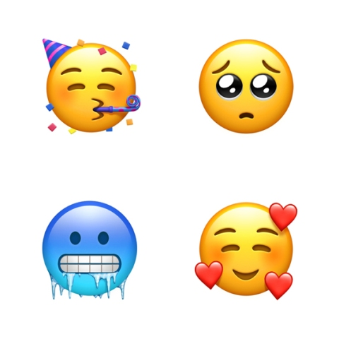 Apple launches 70 new emojis on World Emoji Day