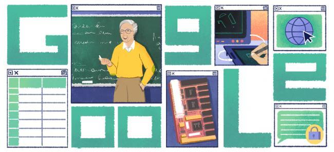 Google doodles to celebrate 82nd birth anniversary of Greek professor Michael Dertouzos