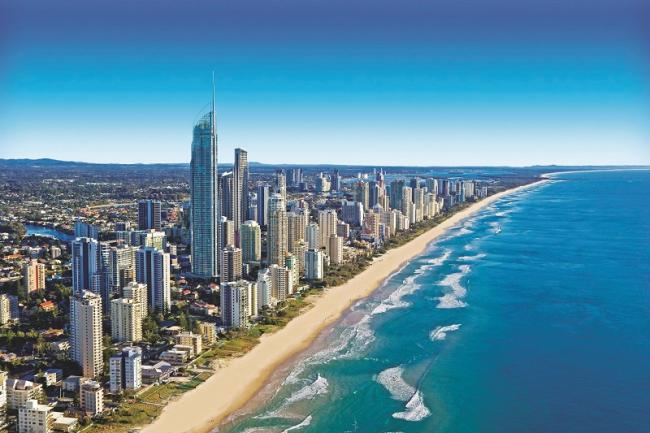 Gold Coast named as Australia's top regional study location