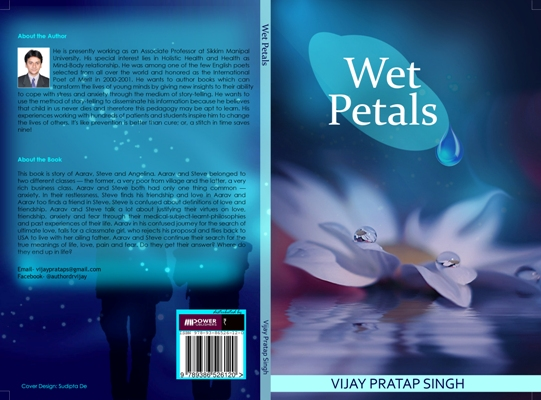 Book Review: Vijay Pratap Singh's 'Wet Petals' is all about human kindness and bonding