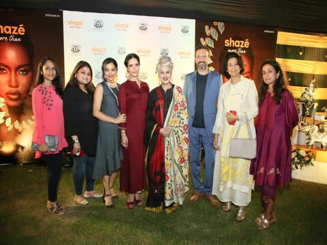 Shaze launches its store in Kolkata