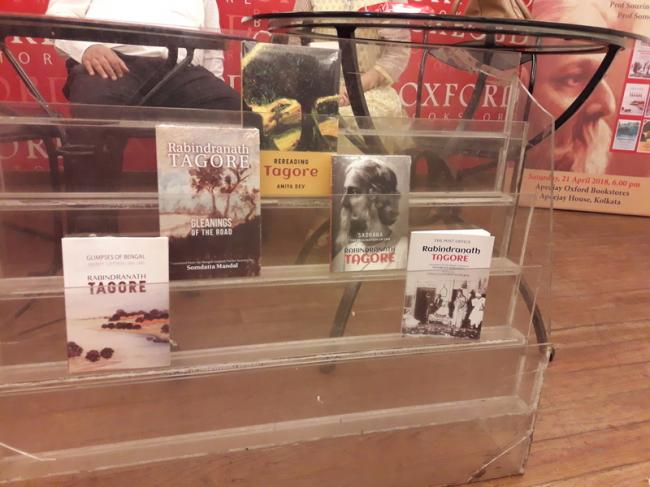 Rabindranath Tagore's six translated books launched in Kolkata