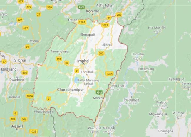 Manipur celebrates 70th Republic Day