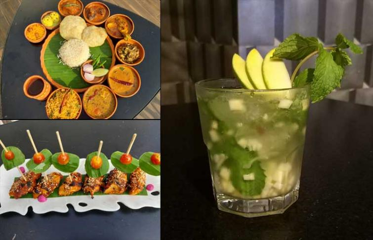 Party your way into the Bengali New Year at Kolkata's Myx Bar & Kitchen