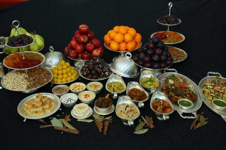 JW Marriott Kolkata hosting an Iftar special spread until June 5