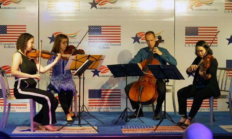 Music can be a tool for social change reveals 'An Evening of Classical Masterworks' at the American Center Kolkata