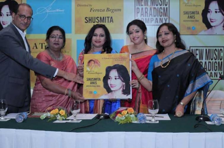 Bangladeshi singer Shusmita Anis pays musical tribute to Feroza Begum, Kamal Das Gupta and Pranab Roy