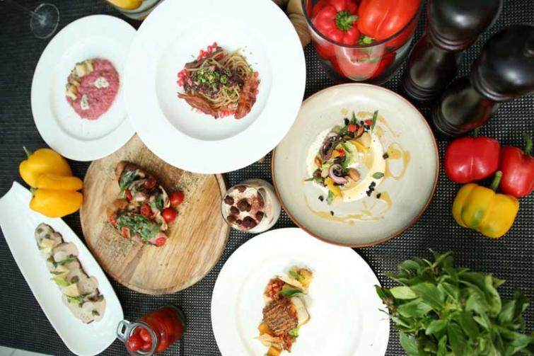 Dig into some delectable Italian dishes this weekend at the JW Kitchen