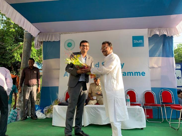 Shuttl launches 'Safe Drive, Safe Life' campaign in West Bengal
