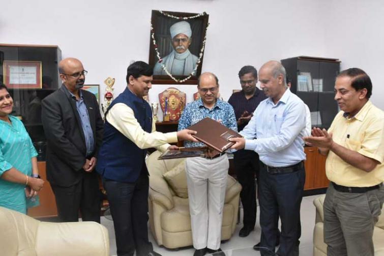 Aruba, a Hewlett Packard Enterprise company, inks MoU with Banaras Hindu University