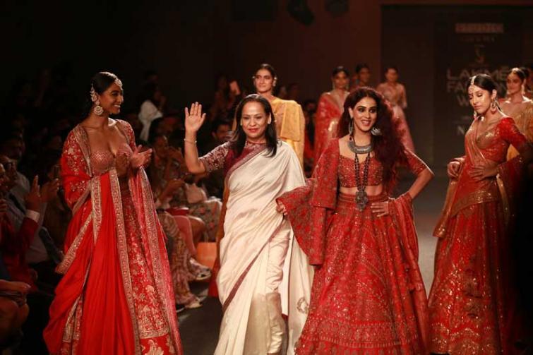 Saroj Jalan to showcase her latest bridal collection Banji at Wedding Diaries in Kolkata