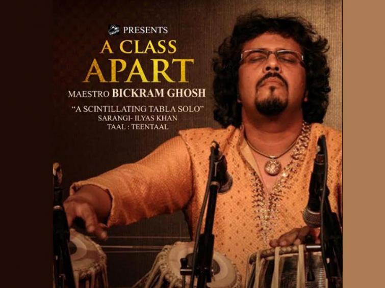 Bickram Ghosh unveils 25 new releases