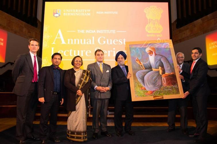 Guru Nanak Chair to be hosted at the University of Birmingham