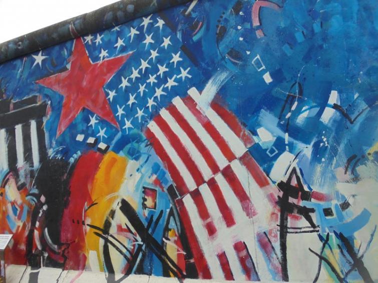 30 years on, Eastside Gallery is Berlin's Wall of Freedom