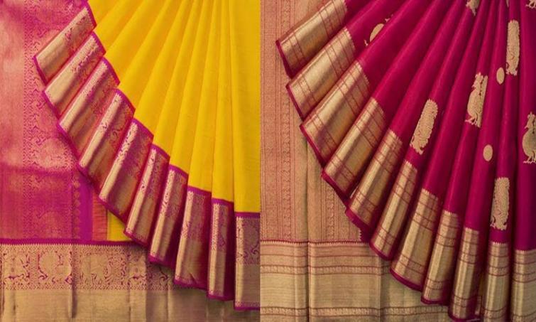 Are you sure you bought an authentic Kanjivaram sari?
