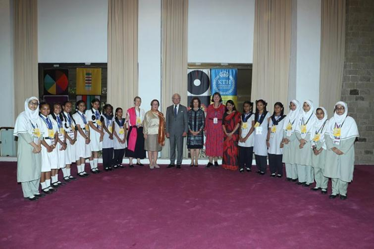 A Swedish initiative joins hands with Indian partners to encourage more women students in the field of S&T