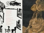 See how artists interpret their contemporary world at the two exhibitions presented by Kiran Nadar Museum of Art